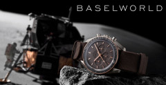 Omega Speedmaster Baselworld 2014: the space odyssey goes on