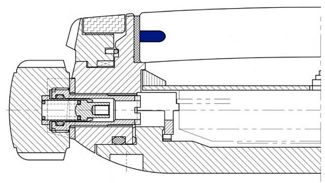 Oris Aquis Depth Gauge - Patented System