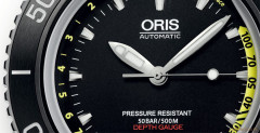 Oris Aquis Depth Gauge Review