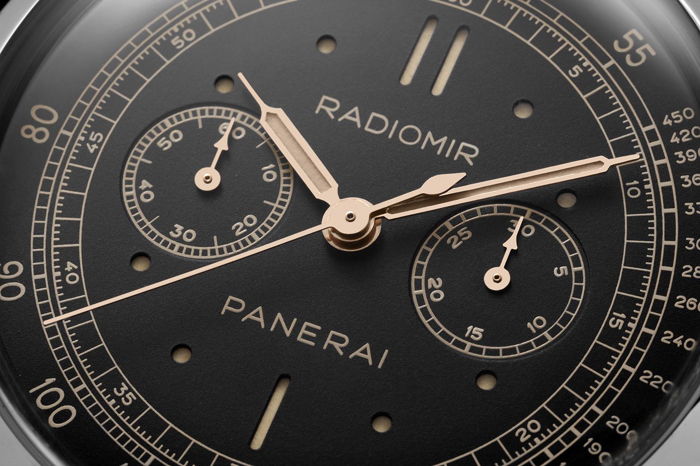 Panerai Radiomir 1940 Chronograph - Dial