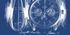Parmigiani Fleurier Bugatti Aerolithe