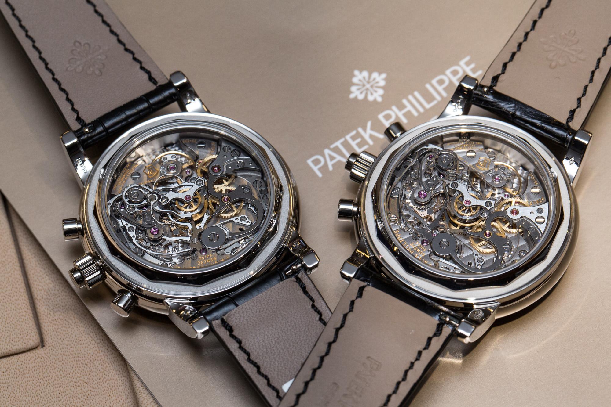 Patek Philippe 5204P-01 - Caseback