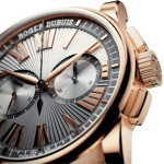 Roger Dubuis Hommage Chronograph in Pink Gold