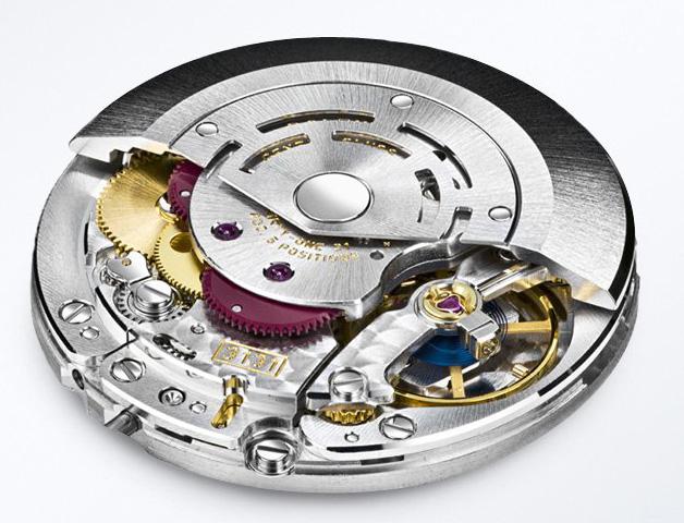 Rolex Calibre 3131