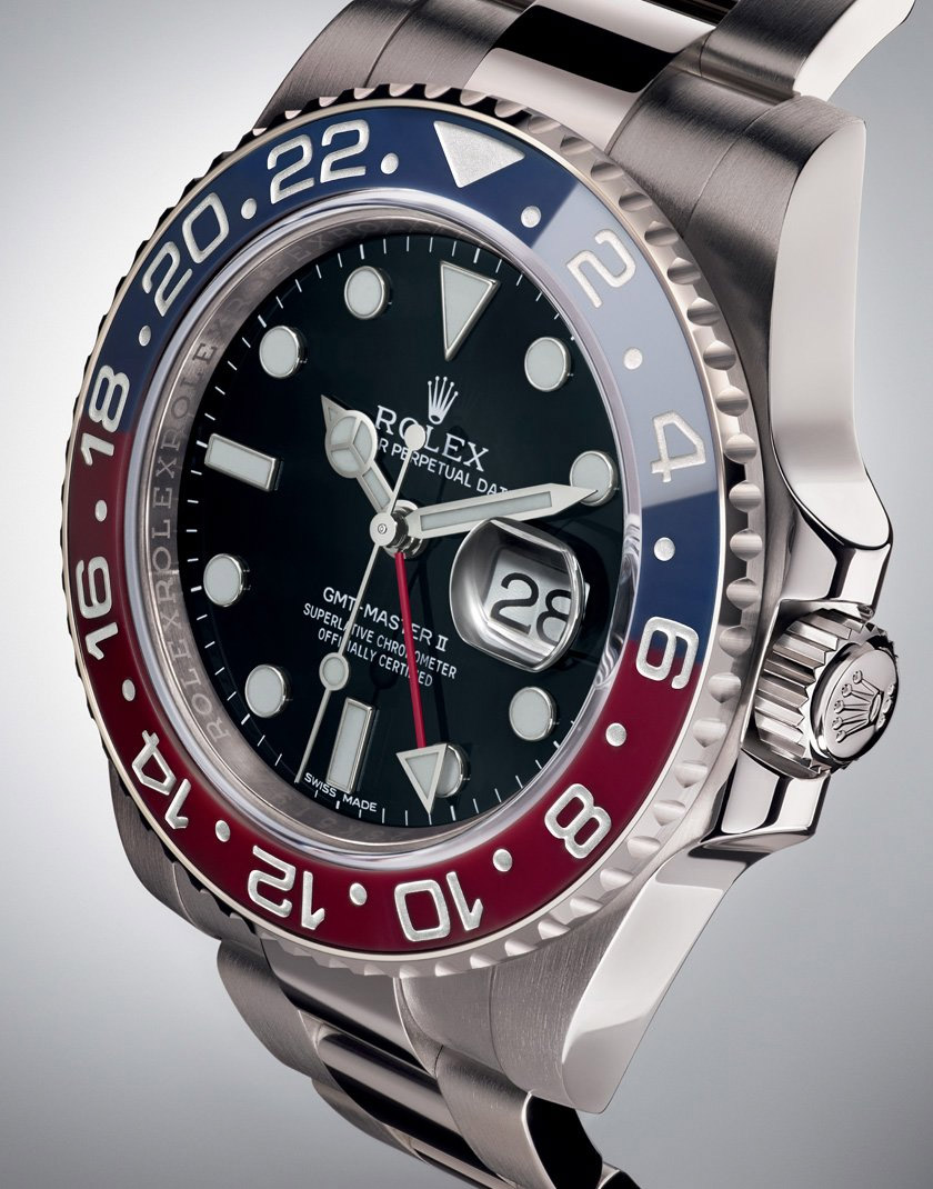 The new Rolex GMT-Master II (Ref. 116719 BLRO)