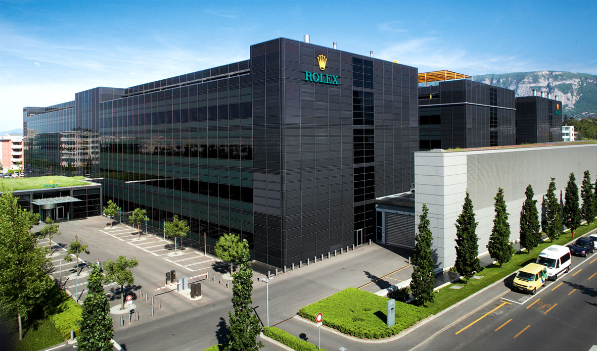 Rolex Headquarter (Switzerland)