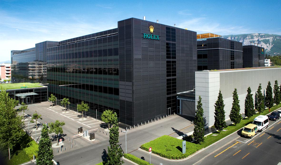 Rolex Headquarter (Switzerland)