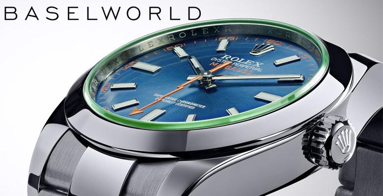 Rolex Milgauss (Ref. 116400GV) - Baselworld 2014