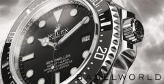 Rolex Sea-Dweller 4000 (Ref. 116600) - Baselworld 2014