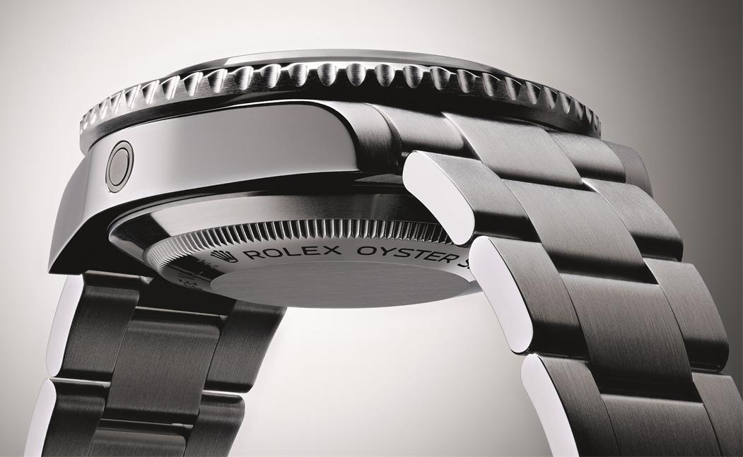 Rolex Sea-Dweller 4000 - Helium Valve