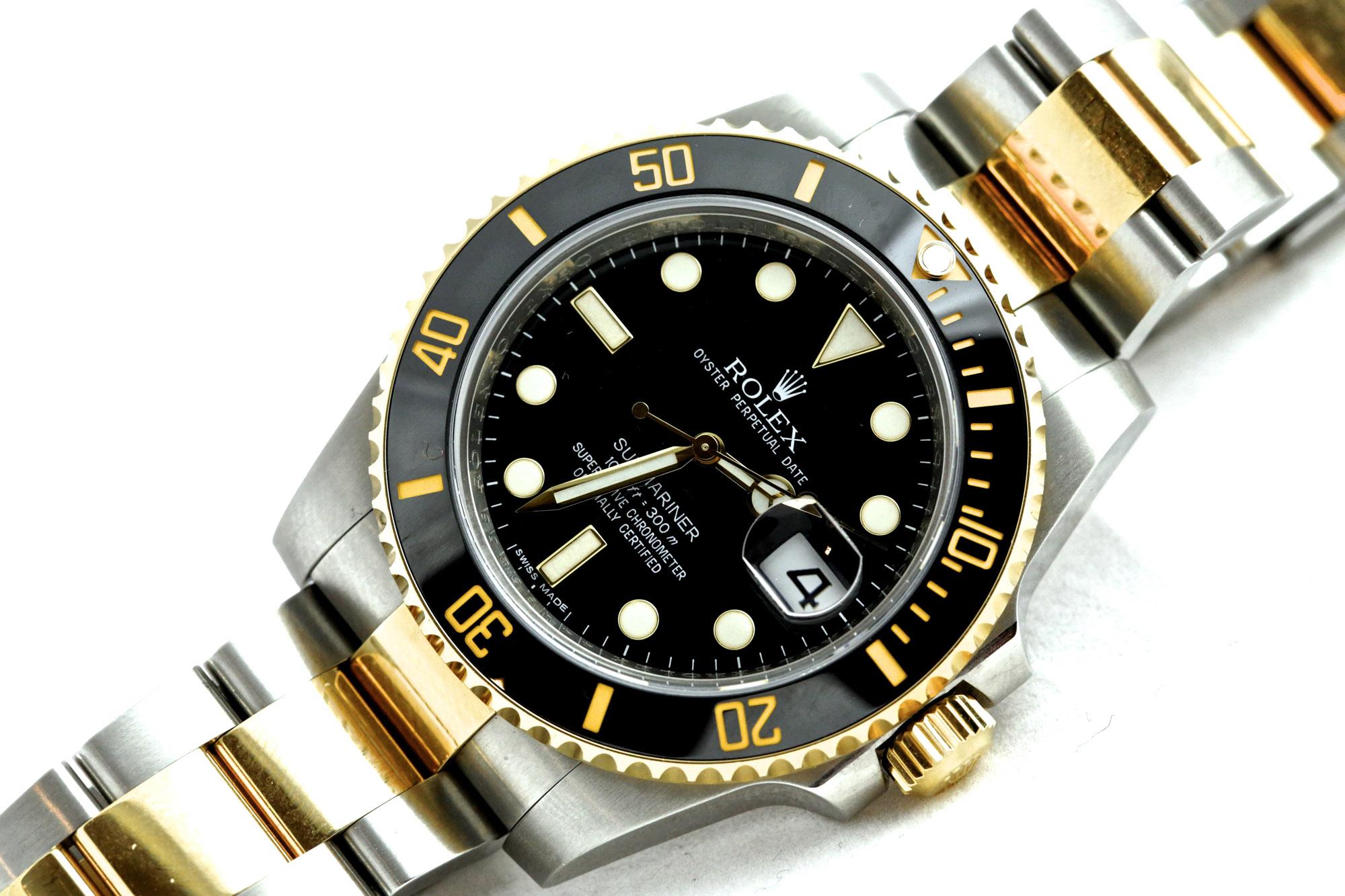 Rolex Submariner Date (Ref. 116613LN)