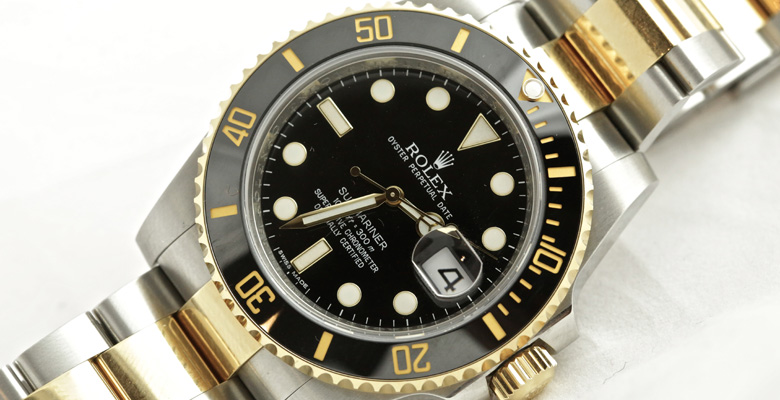Rolex Submariner Date (Ref. 116613LN) Hands-On