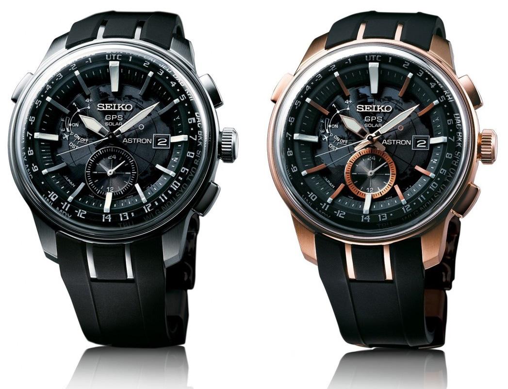 Seiko Astron GPS Solar - Watches