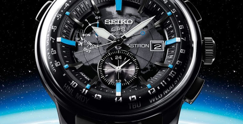 2b4cf2aa96b Seiko Astron GPS Solar Watch - DreamChrono