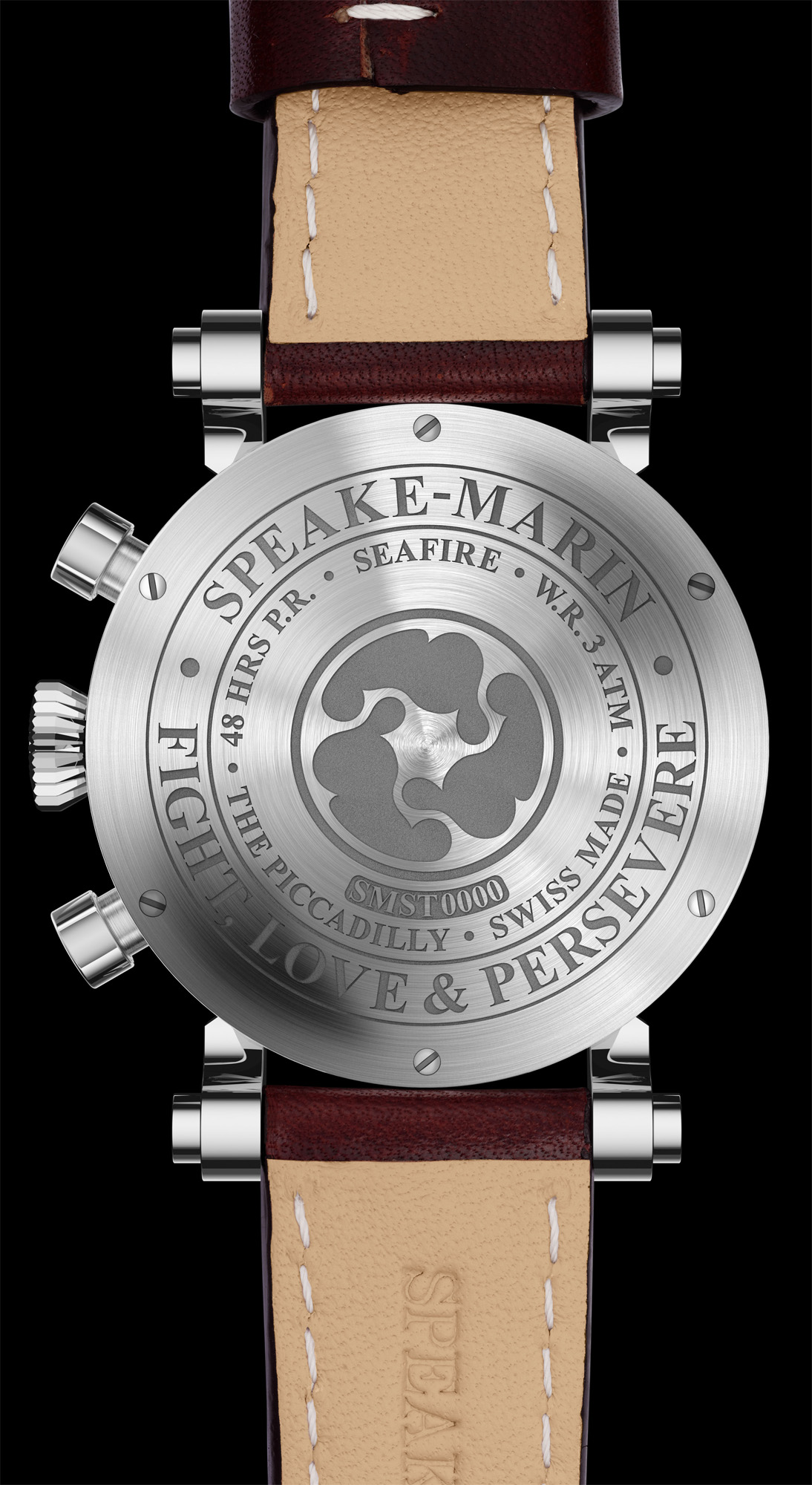 Mr Peter Speake-Marin - Caseback