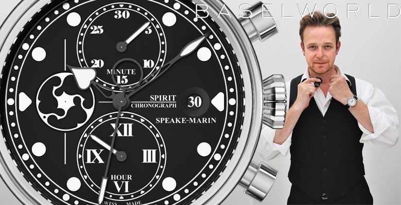 Speake-Marin Spirit Seafire - sets the Sea on Fire