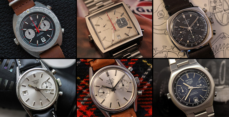 State Of The Market - Vintage Heuer