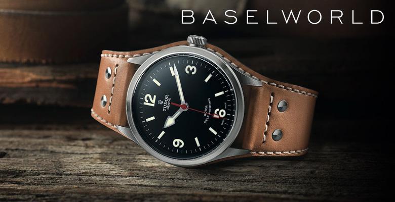 Tudor Heritage Ranger - Baselworld 2014