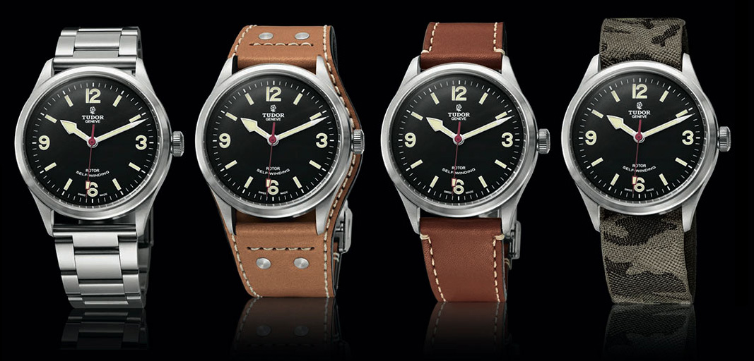 Tudor Heritage Ranger - Bracelet Options