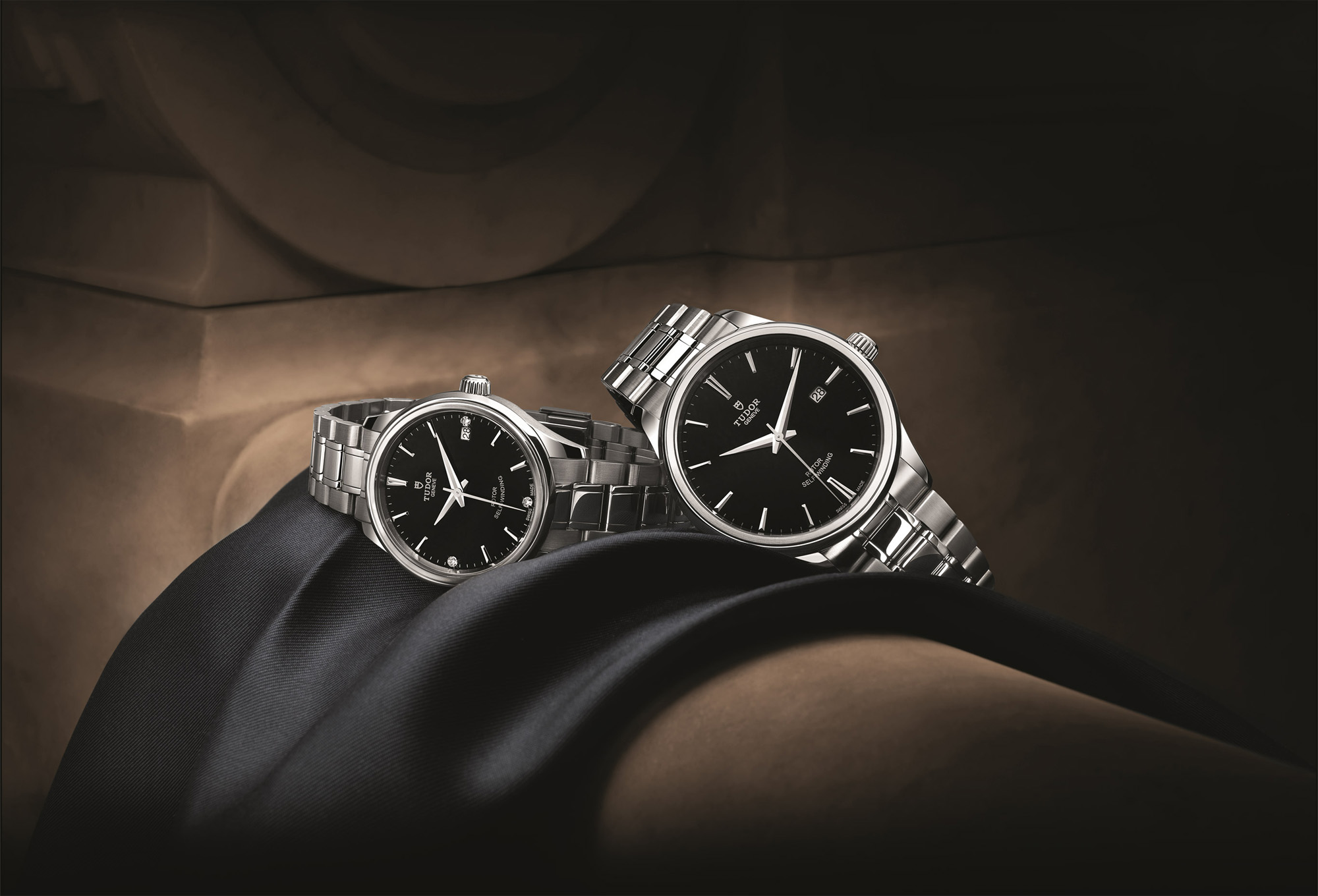 Tudor Heritage Style - New Baselworld 2014 Collection