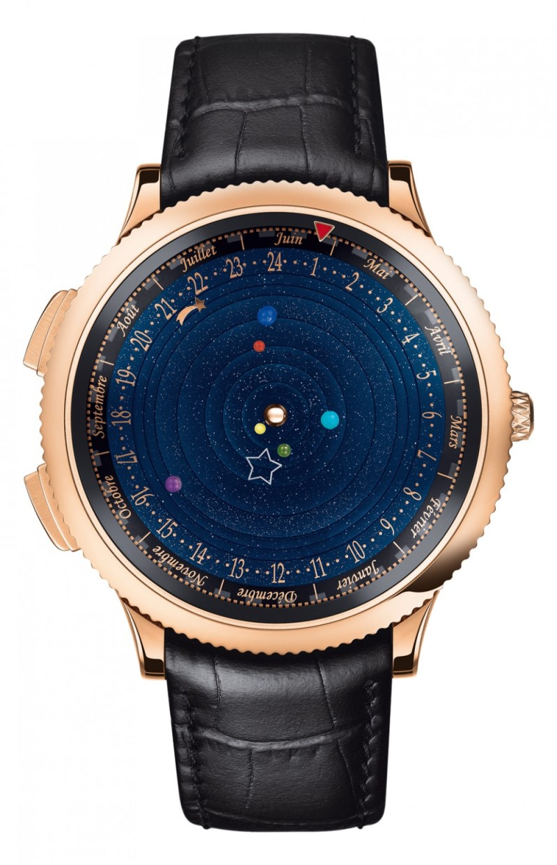 Van Cleef & Arpels - Midnight Planetarium