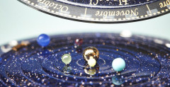 Van Cleef & Arpels reaches heaven at SIHH 2014