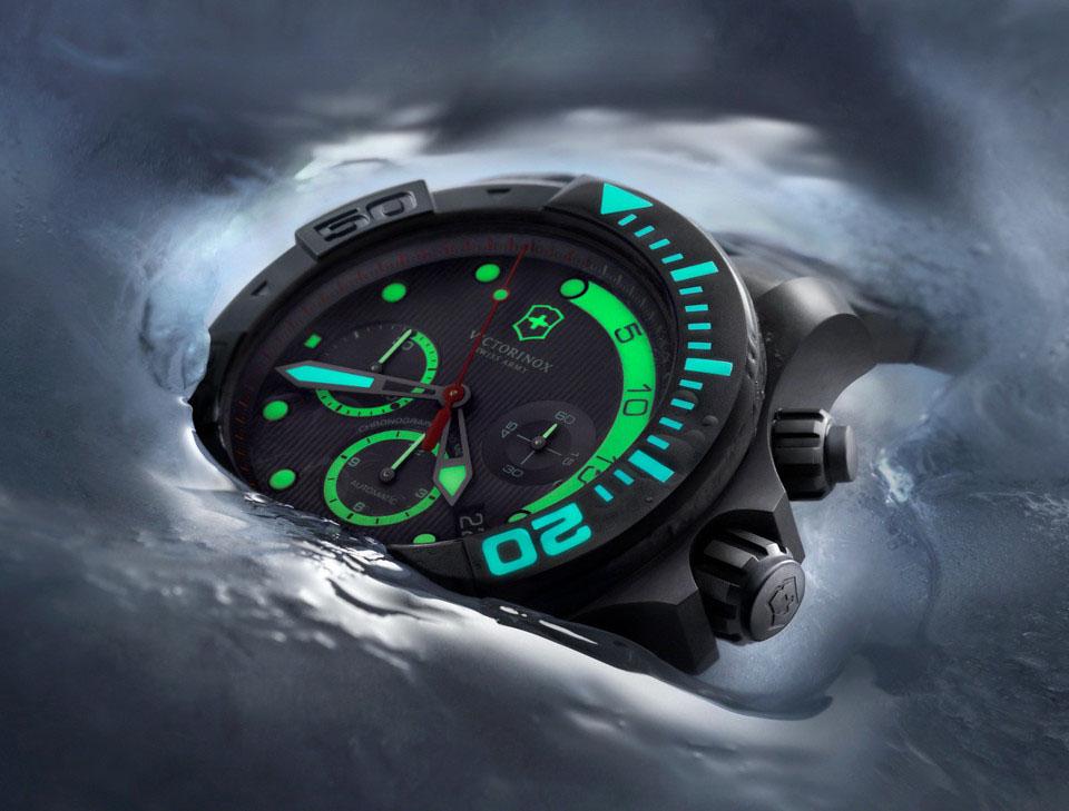 Victorinox Dive Master 500 (Lume) - Baselworld 2014