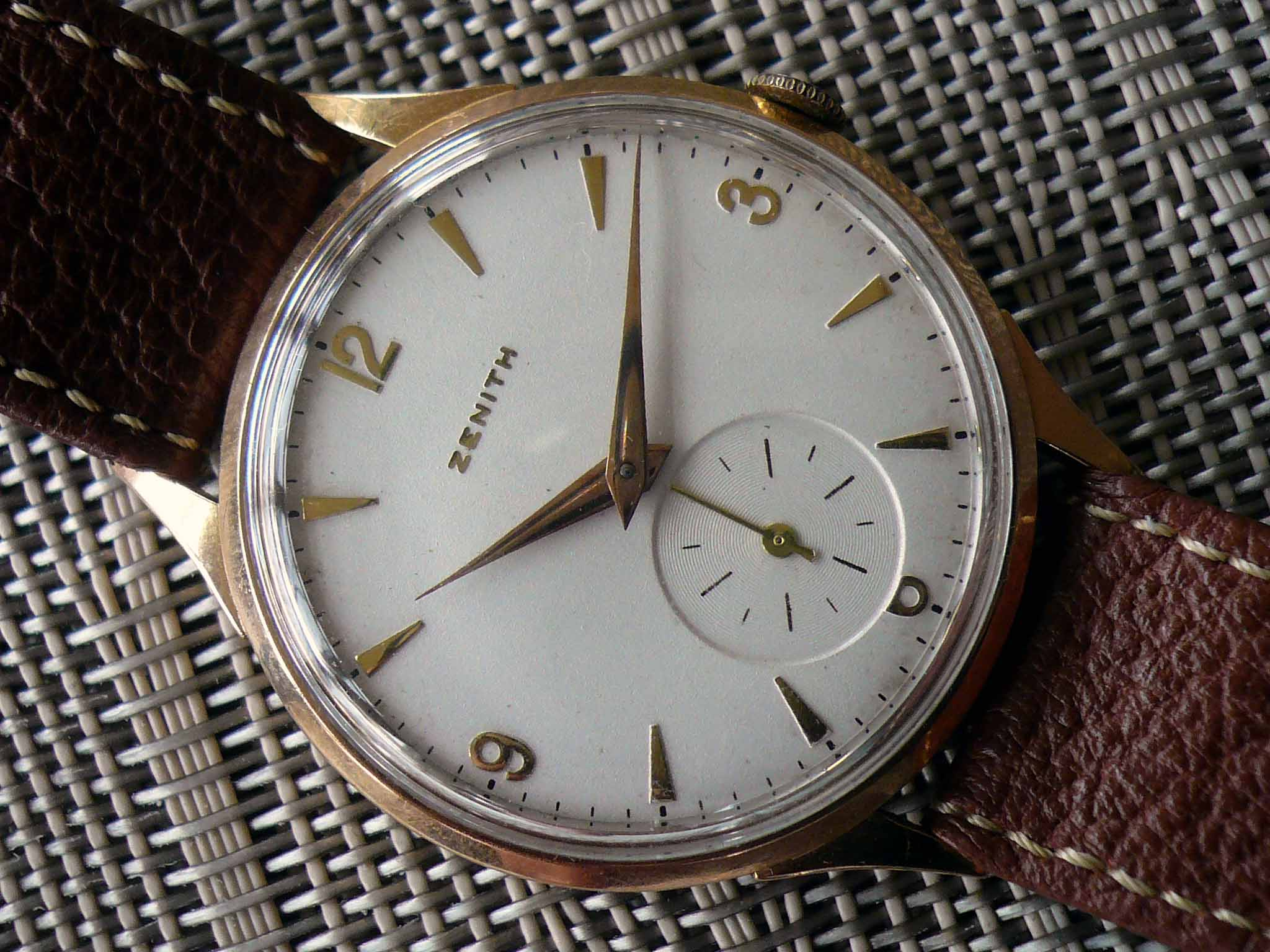 Vintage Zenith Watch