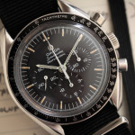 Speedmaster 861 1970s Crown