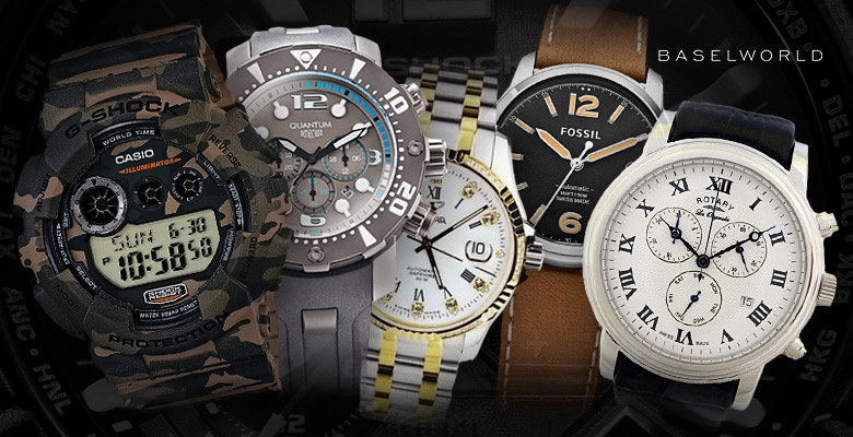Baselworld 2014: Affordable treasures from Hall 1.2