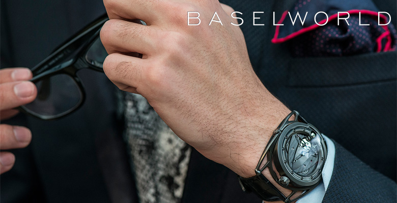 Baselworld 2014 Fifth Day Report by Mr Osipov