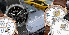 Blancpain Collection Baselworld 2014: in the tourbillon of power reserve