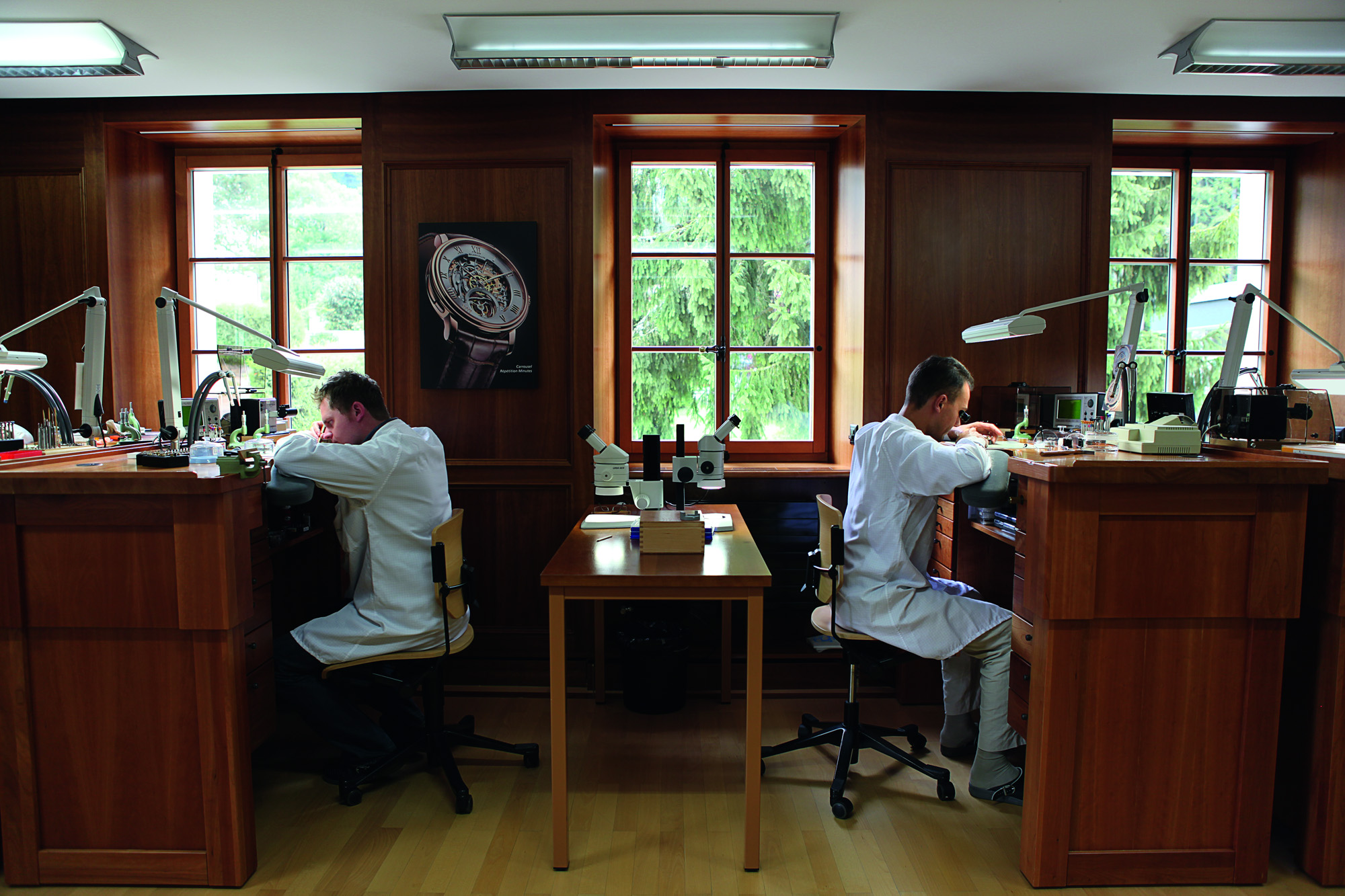 Blancpain Manufacture - Atelier Repetition Minutes