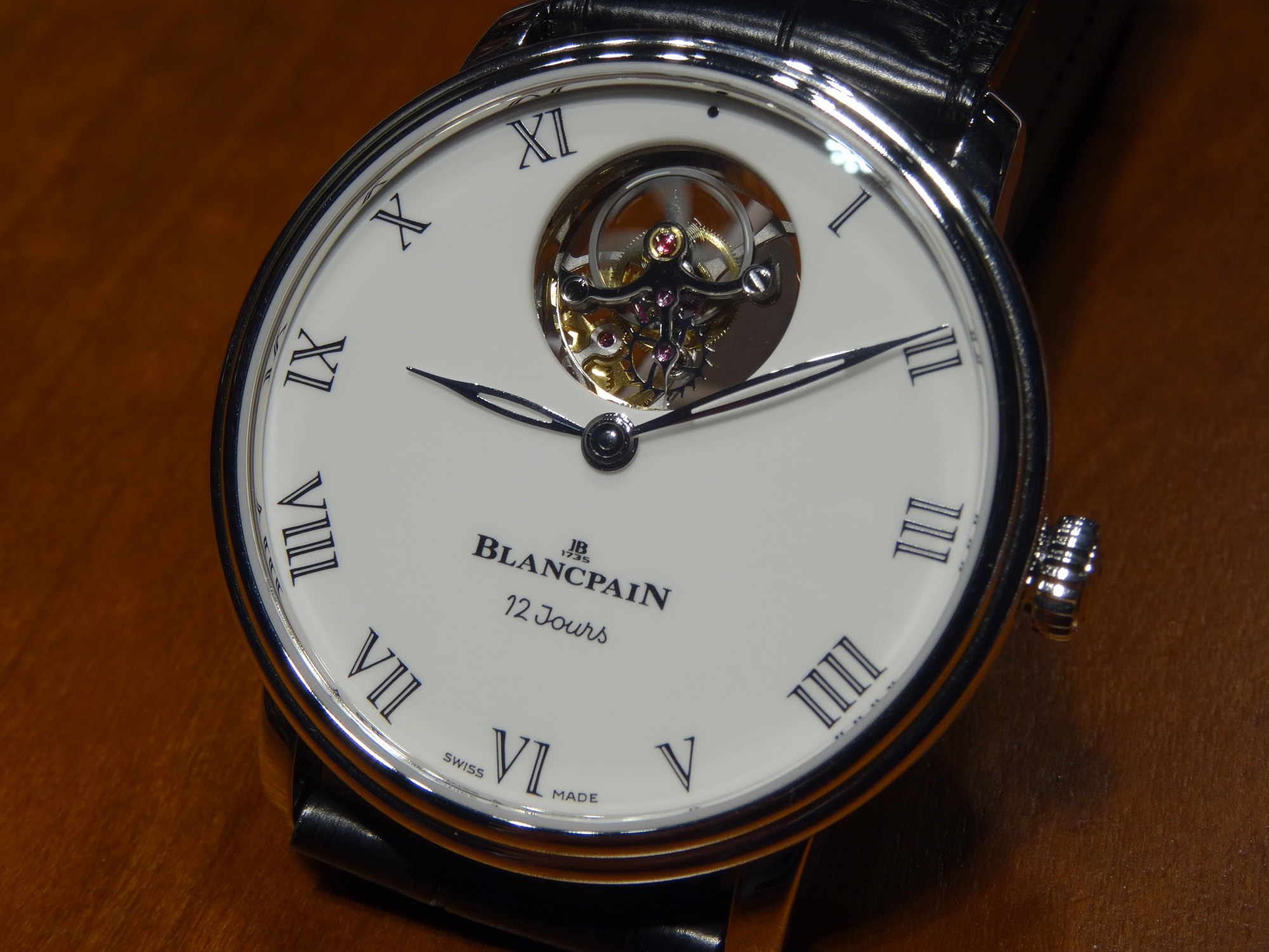 Blancpain Villeret Tourbillon 12 Jours