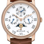Blancpain Villeret Collection Baselworld 2014