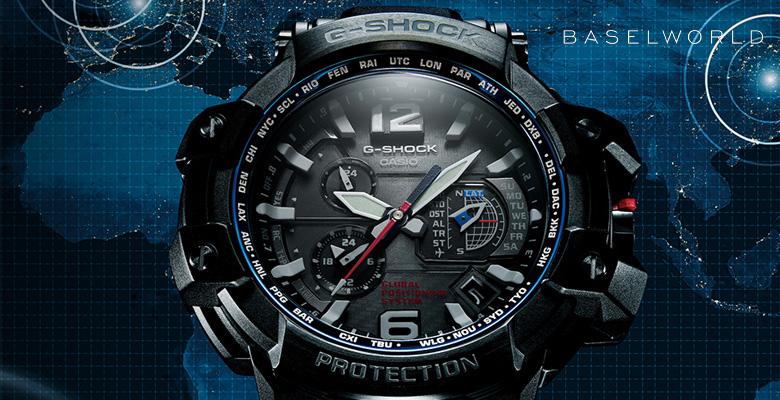 Casio G-Shock GPW-1000 GPS Hybrid Wave Ceptor