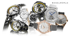 Amazing Chopard Collection Baselworld 2014