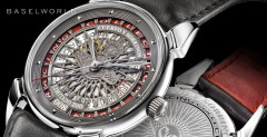 Cuervo Y Sobrinos Historiador Racing Watch - Baselworld 2014
