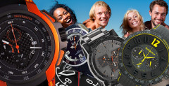 5 Sizzling Spring Break Watches