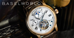 Frederique Constant Heart Beat Manufacture - Baselworld 2014