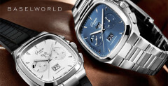 Glashütte Original Seventies Chronograph Panorama Date - Baselworld 2014
