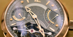 Greubel Forsey Double Tourbillon 30° Edition Historique Red Gold Hands-On