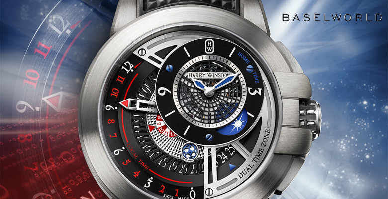 Harry Winston Project Z8 - Baselworld 2014