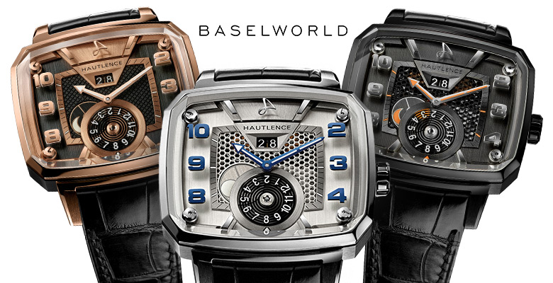 Hautlence Destination: The gate to independent horology - Baselworld 2014