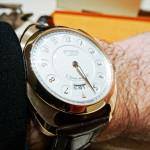 Hermès Heure Masquée - Wristshot