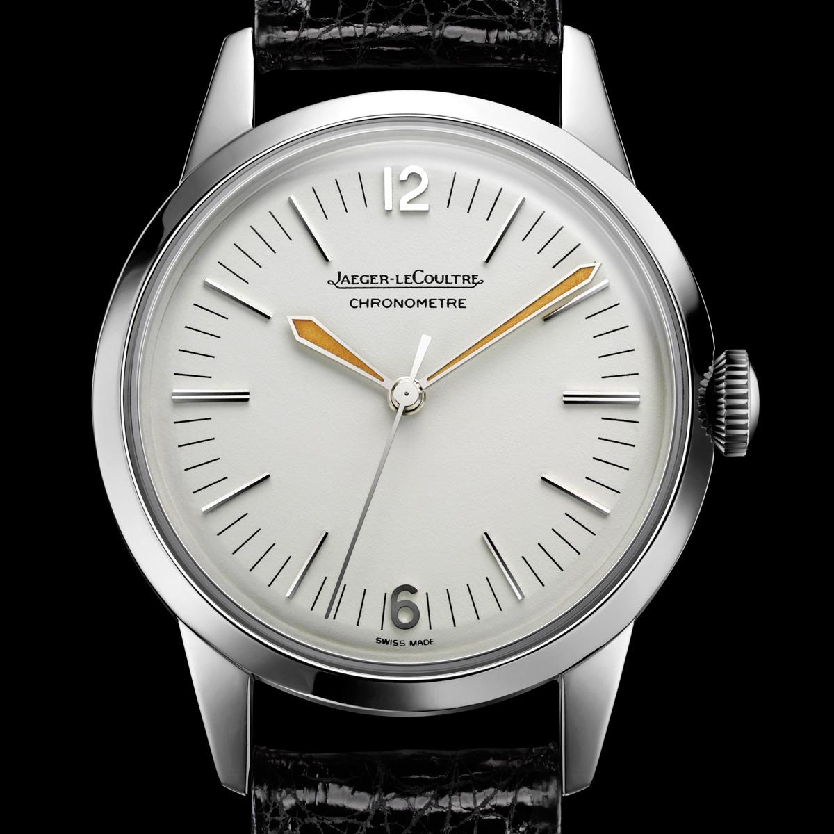 Jaeger-LeCoultre Geophysic 1958 - Dial