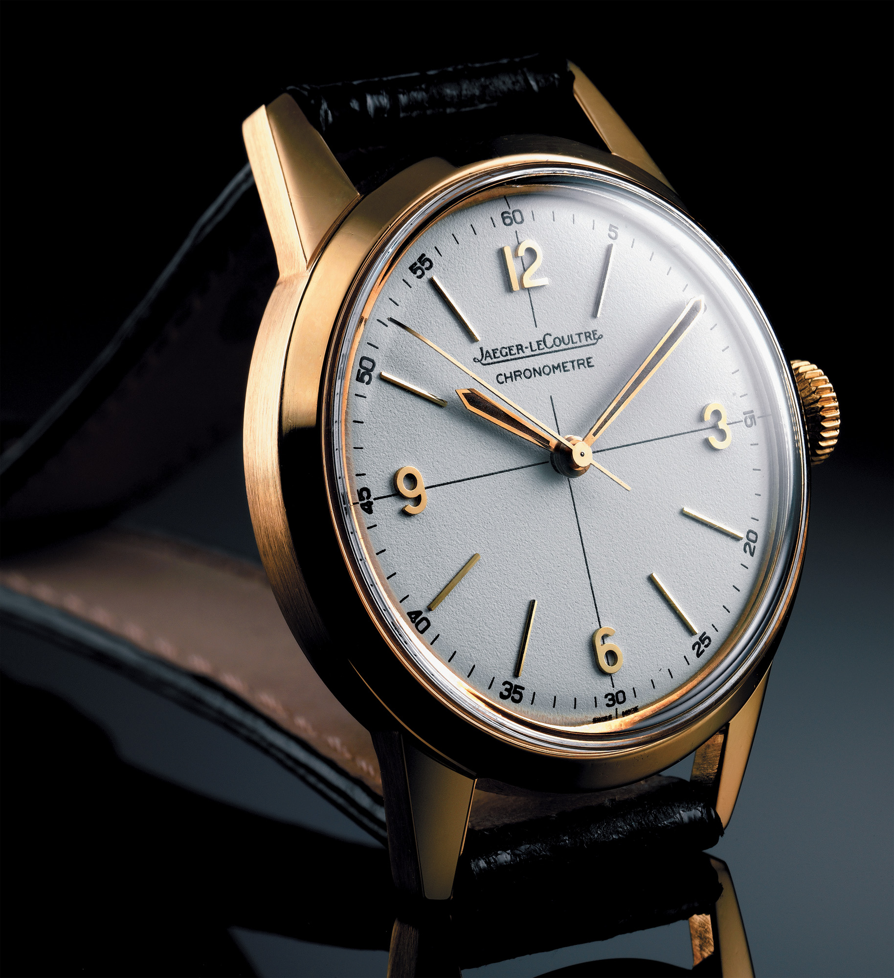 introducing the jaeger lecoultre geophysic 1958 baselworld 2014. Black Bedroom Furniture Sets. Home Design Ideas