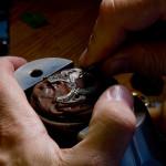 Making of Louis Moinet Dragon Tourbillon Dial
