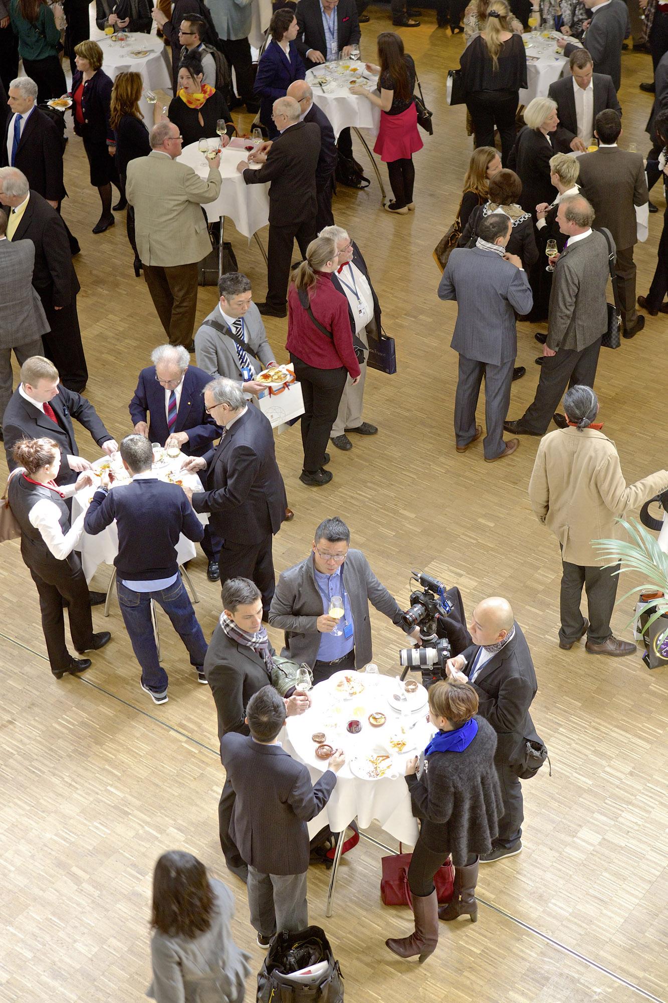 Baselworld 2014 | Media Lunch | Impression
