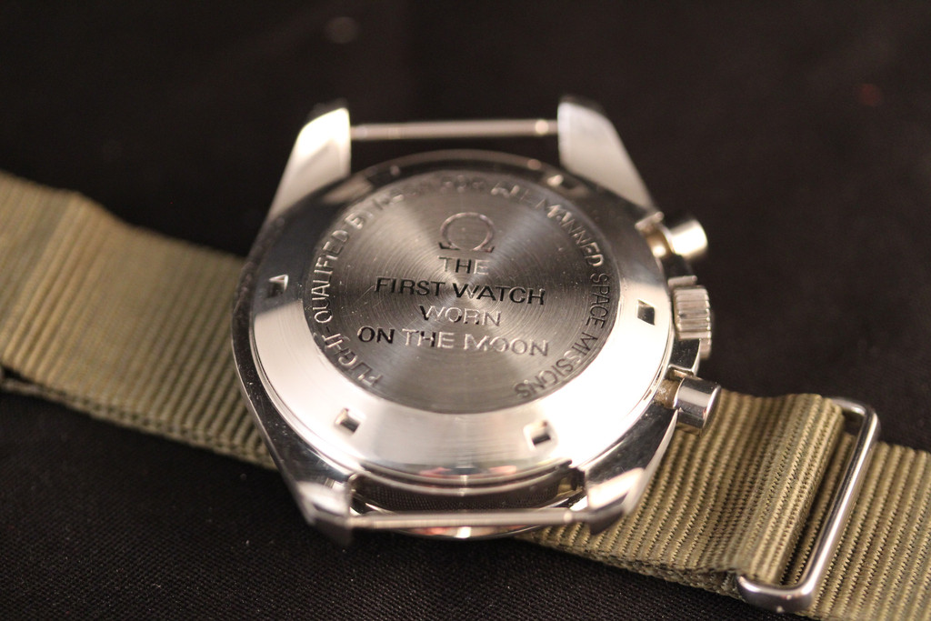 Omega Speedmaster Cal .861 - First Year Commemorative Caseback